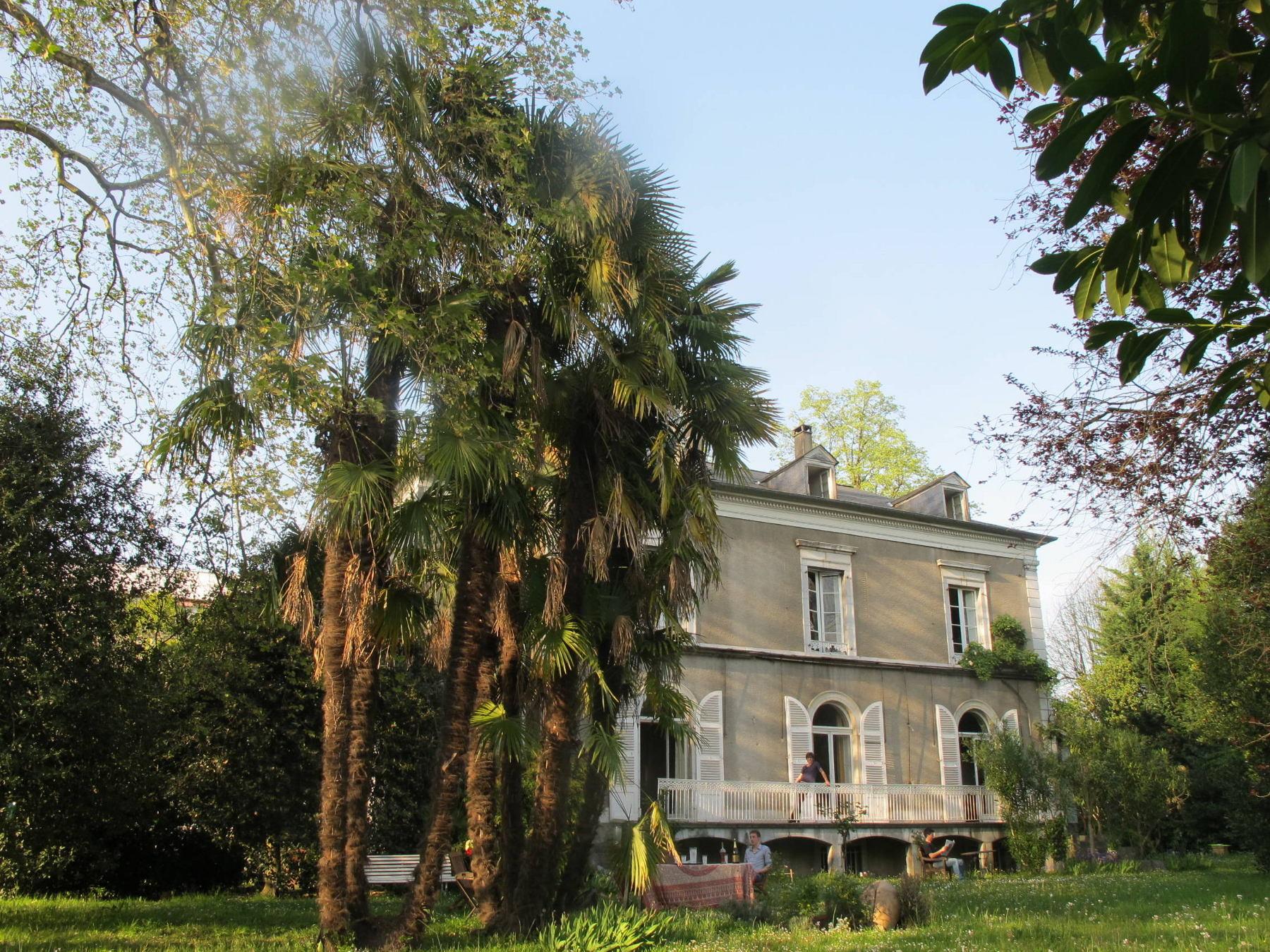 Villa Dampierre - 39 Avenue Dufau - 64000 PAU (Pyrénée Atlantique 64)